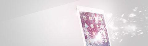 Tablet en iPad reparatie in Breda en omgeving